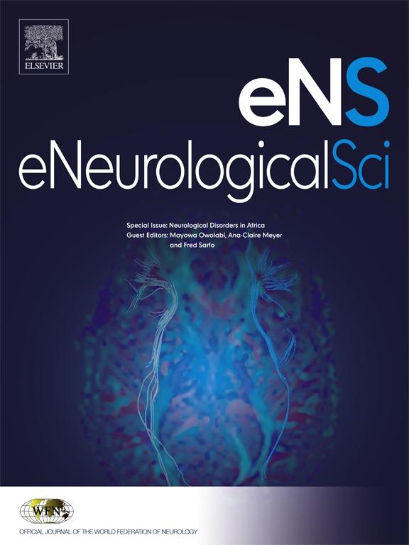 eNeurologicalSci (eNS)