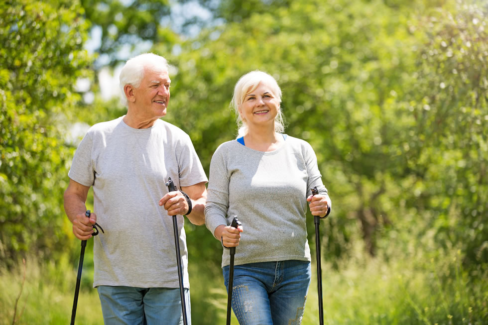 People who walk just 35 minutes a day may have less severe strokes