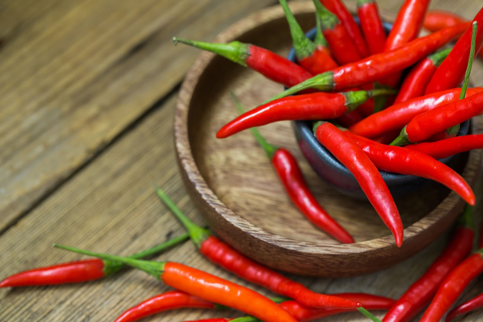 Those who consumed in excess of 50 grams of chili a day had almost double the risk of memory decline and poor cognition