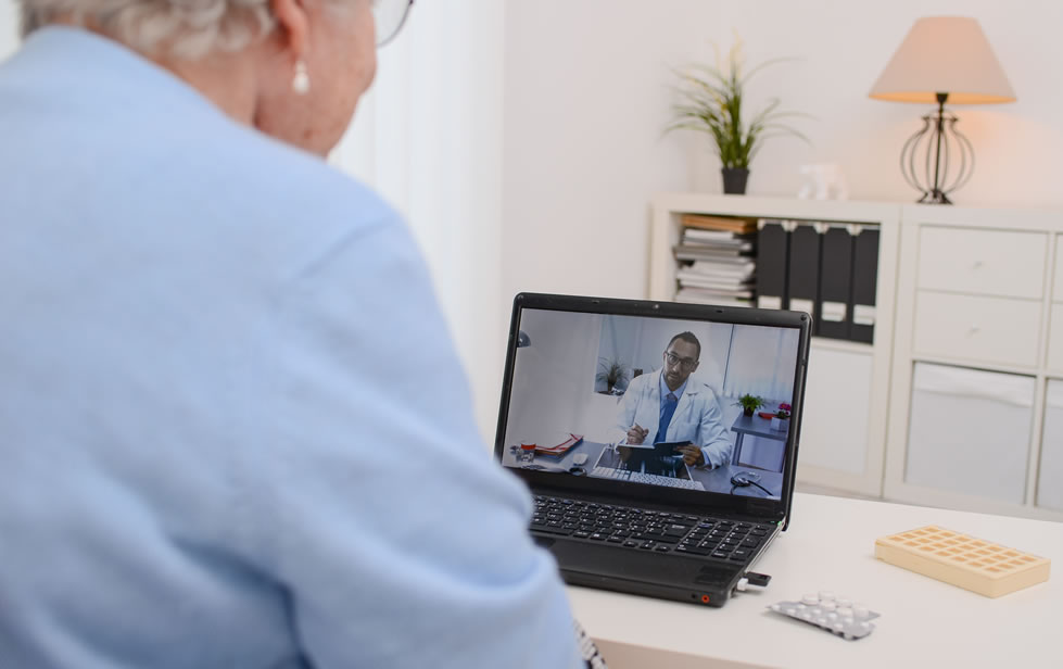 Promote access to telehealth services