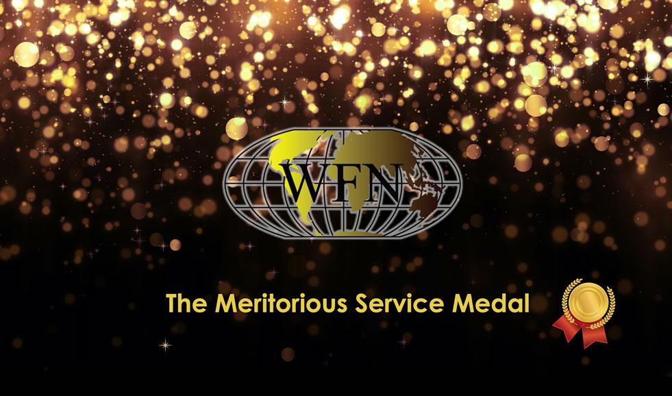 WFN Meritorious Service Medal