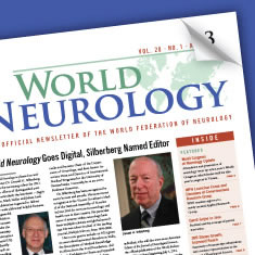 World Neurology Online - April 2013