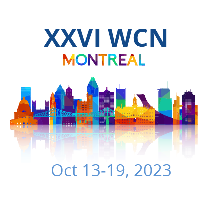 XXVI WCN: Montreal Oct 13-19, 2023
