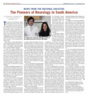 The Pioneers of Neurology in South America