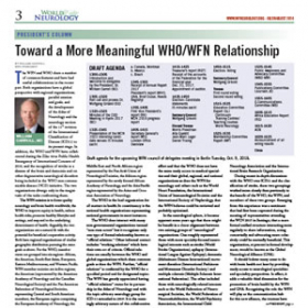 Toward a More Meaningful WHO/WFN Relationship