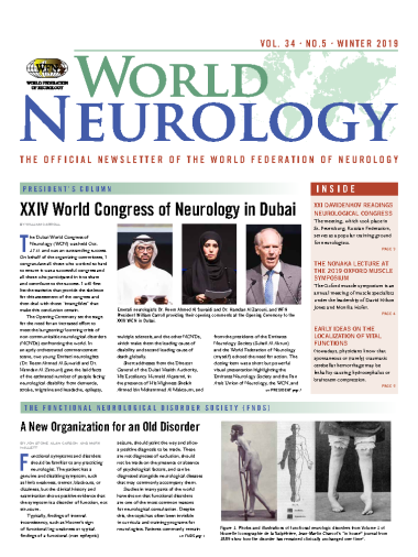 World Neurology - Winter 2019