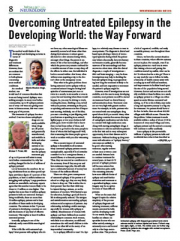 Overcoming Untreated Epilepsy in the Developing World: the Way Forward